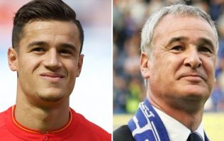 Definitive proof that Claudio Ranieri is Philippe Coutinho's father...or he's a time traveller