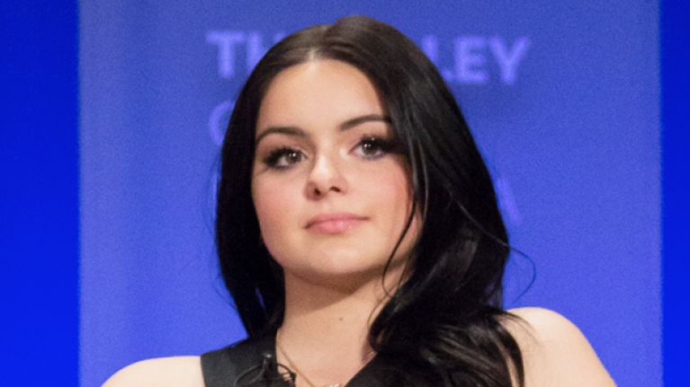Daily Mail's desperate attempts to make a story about Ariel Winter's chest is laughable
