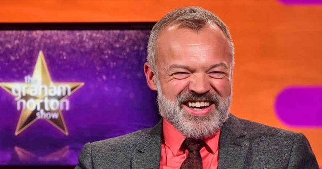The lineup for tonight's Graham Norton Show is very good