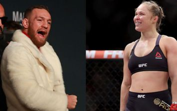 Conor McGregor may feel aggrieved as UFC make huge exception for Ronda Rousey