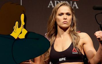 Fans can't believe their eyes as Ronda Rousey spotted participating during fight week