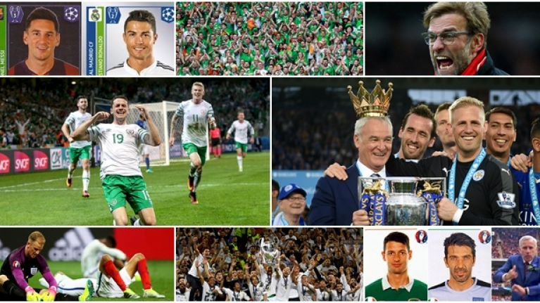 Only a true nerd will get full marks in our 2016 football quiz