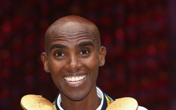 Everyone is confused by this update to Mo Farah's Olympic Games profile