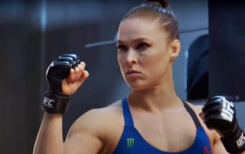 Ronda Rousey finally makes UFC Embedded appearance, looks in fearsome shape