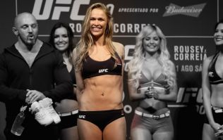 LIVE: Watch returning Ronda Rousey face off with Amanda Nunes for final time before fight night