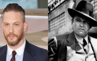 Tom Hardy looks set to play Al Capone in a new gangster epic