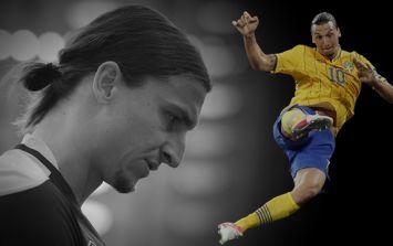 Zlatan Ibrahimovic may make sensational return for Sweden's World Cup