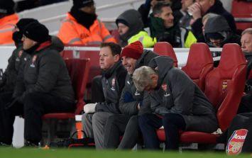 Arsenal should probably sack Arsene Wenger immediately