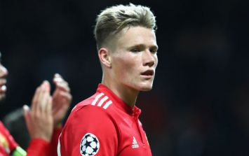 Gareth Southgate reportedly trying to persuade Scott McTominay to pledge international future to England