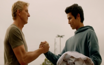 The latest trailer for the Karate Kid reboot completely flips the original on its head