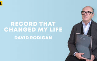 Reggae legend David Rodigan discusses the record that changed his life