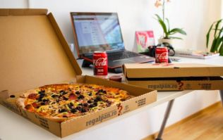 Pizza for breakfast? Turns out it's perfectly acceptable