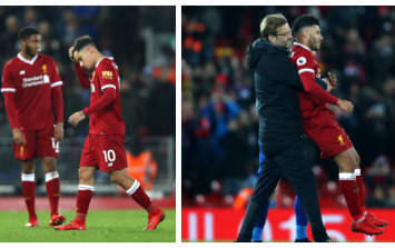 Oxlade-Chamberlain has stepped into Coutinho's shoes with minimal fuss