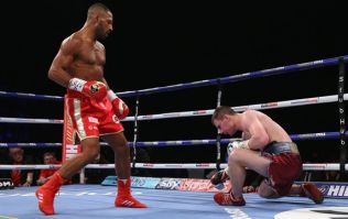 Kell Brook immediately calls out Amir Khan after crucial comeback win