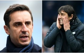 Gary Neville gave Chelsea the Arsenal treatment during commentary
