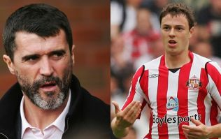 Roy Keane signed Jonny Evans for Sunderland because he knocked someone out in a fight