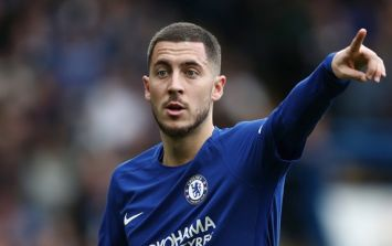 Eden Hazard has named the three best players in the Premier League