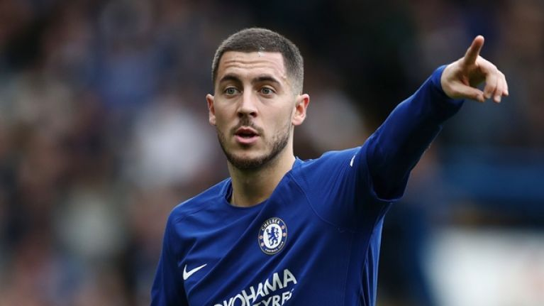 Eden Hazard Has Named The Three Best Players In The