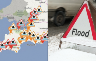 'Extreme danger' and flood warnings issued as Beast from the East snows thaw