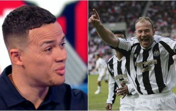 Alan Shearer simply had to respond to Jermaine Jenas' claim about Newcastle career