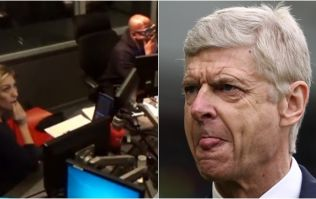 Arsenal supporter breaks down in tears on the radio after latest humiliation