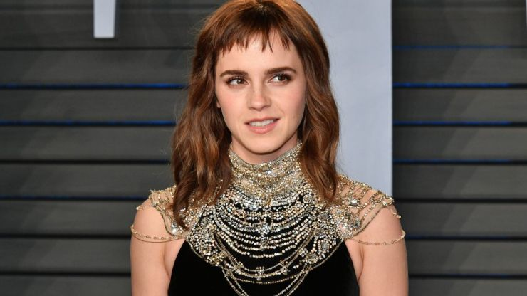 Emma Watson shows off new Time's Up tattoo at Oscars with a cripplingly awkward mistake