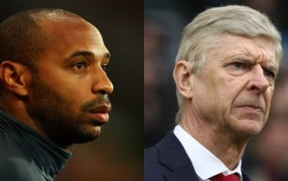 Thierry Henry had some interesting things to say about possibly replacing Arsene Wenger