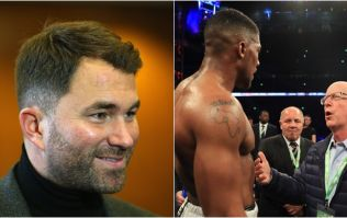 Deontay Wilder's manager produces email from Eddie Hearn about 'AJ' fight