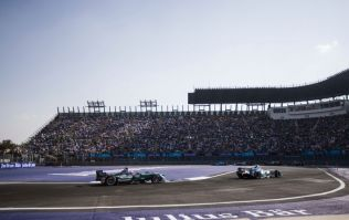 WATCH: Felix Rosenqvist's title hopes dented in action-packed Mexico City E-Prix