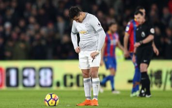 Despite their win tonight, Sanchez has become the elephant in the room at Manchester United