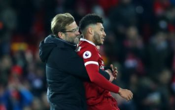 Alex Oxlade-Chamberlain must not have known much about Klopp before Liverpool move