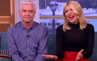 This Morning viewers had a great laugh at Phillip Schofield's blunder