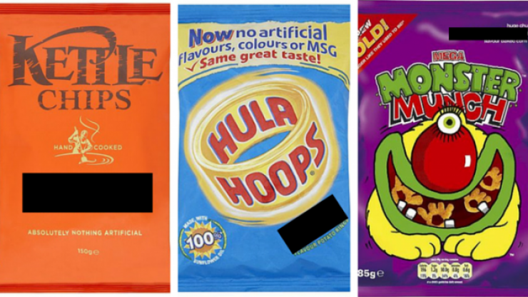 QUIZ: We show you a packet of crisps, you have to name the flavour