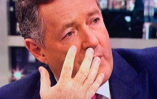 Viewers spot something weird about Piers Morgan on Good Morning Britain