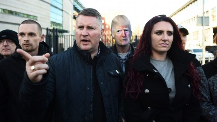 Britain First leader and deputy jailed for hate crime