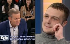 Jeremy Kyle threatens legal action after show guest accuses him of cheating