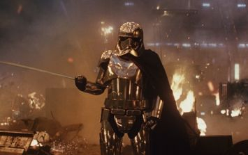 Deleted scene from Star Wars: The Last Jedi gives Phasma the badass moment that fans deserved