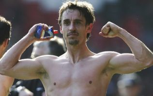 Gary Neville forced to correct himself following criticism of Liverpool player