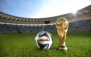 The official song for the World Cup is here and it's not bad