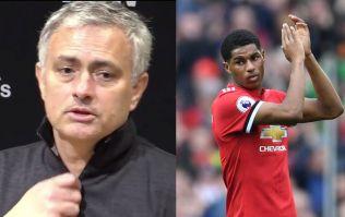 Jose Mourinho blames Gary Neville for decision to substitute Marcus Rashford