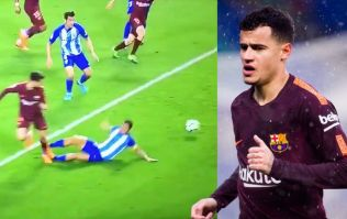 WATCH: Philippe Coutinho finishes off Barca goal with sumptuous flick