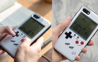 This new iPhone case transforms your phone into a functioning Game Boy