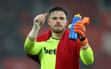 Liverpool 'confident' of world record fee for Jack Butland