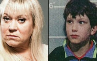 Shameless actress Tina Malone could face jail after tweeting alleged picture of James Bulger killer Jon Venables