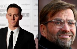 Tom Hiddleston has new long hair and looks spitting image of Jurgen Klopp