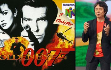 The creator of Mario wanted to make some insane changes to GoldenEye on the N64