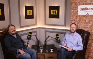 Unfiltered with James O'Brien | Episode 22: Richard Herring