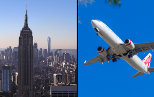 You can now fly from London to New York for £99