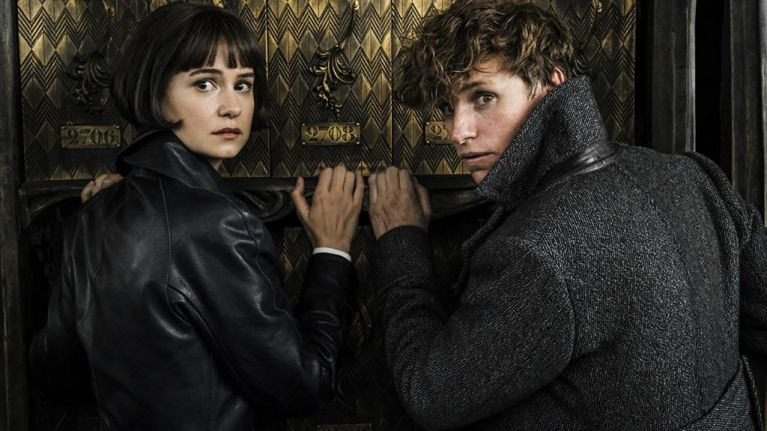 Evil is on the rise in the first trailer for Fantastic Beasts: The Crimes Of Grindelwald