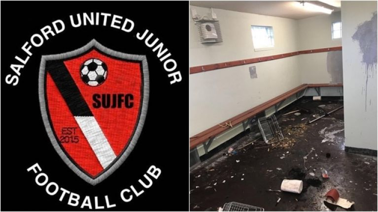 Gary Lineker delivers wonderful gesture to girls junior football club after disgraceful vandalism
